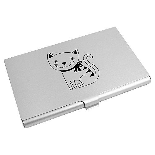 Credit CH00001078 Card Azeeda Azeeda 'Cat' Holder Business 'Cat' Business Card Wallet Holder Credit Card wwZvAqO