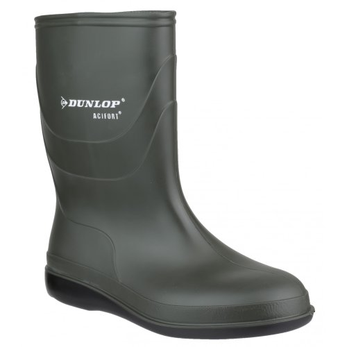 Dunlop Unisex nbsp;Desinfectie Wellies Adult Green B550631 Long Shaft H8HwFqr
