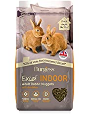 Burgess Excel Indoor Nuggets Rabbit Food, 1.5 kg