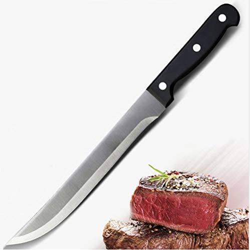 8 - Inch Blade Professional Stainless Steel Classic Kitchen Knife For Carving, Slicing & ()