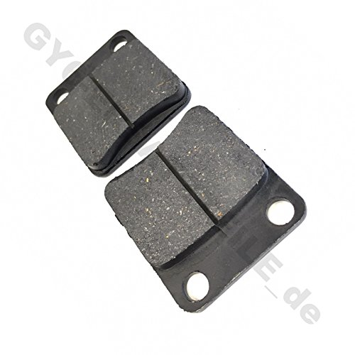150 Atv Piston - DISK BRAKE PADS FOR 1 PISTON BRAKE CALIPER 41x 45x 8 mm 2 & 4 STROKE GY6 CHINESE SCOOTER MOPED ATV 50-150CC TAOTAO ROKETA JONWAY PEACE JMSTAR BMS VENTO VIP SUNL TANK ZNEN BENZHOU BAJA TANK ....