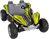 Fisher-Price Power Wheels Green Dune Racer Vehicle