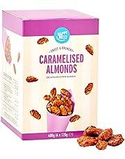 Happy Belly Gekarameliseerde Almonds