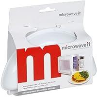 Il Passe au micro-ondes et outil pour Omelette spécial micro-ondes
