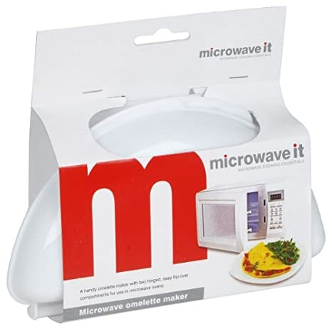 Microwave it Pendeford Molde para cocinar Tortillas francesas en ...