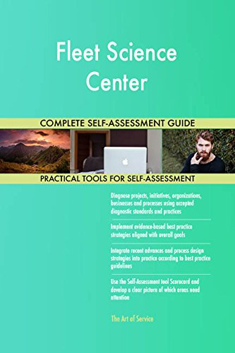 Fleet Science Center Toolkit: best-practice templates, step-by-step work plans and maturity diagnostics