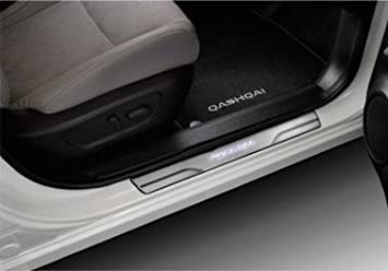 Genuine Nissan Qashqai New 2014 On Luxury Velour Carpet Car Mats