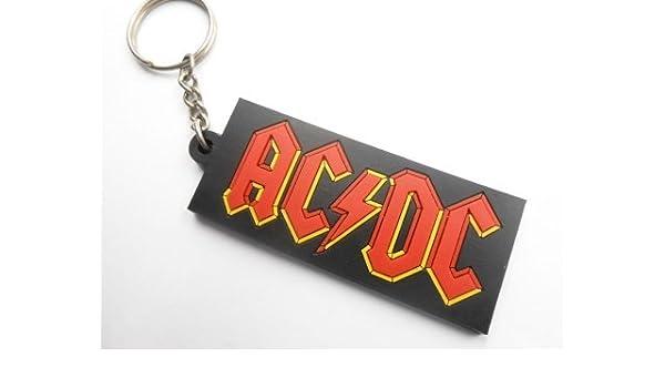 other Keychains Llavero - AC/DC - AC DC - ACDC - Música Rock ...