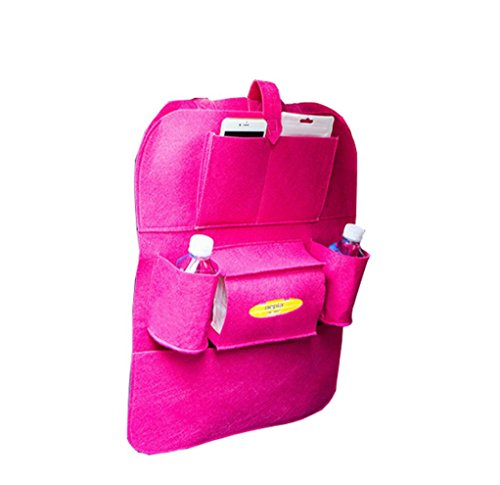 start-car-auto-seat-back-storage-bag-multi-pocket-organizer-holder-hanger-bags-hot-pink