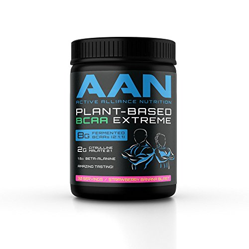 AANs-Great-Tasting-Pure-Plant-Based-BCAA-Extreme-8-Grams-of-All-Natural-Fermented-BCAAs-211-2-Grams-Citrulline-Malate-21-16-Grams-Beta-Alanine-plus-Vitamin-Mix