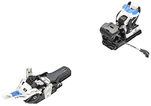 Black Diamond Fritschi Vipec Evo 12 Ski Bindings - Black with 120mm - Brakes 120 Bindings Mm