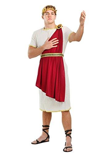 Roman Senators Costume (Roman Senator Mens Costume X-Large)
