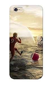 For INbSVqx90qEHVq Bubbles Water Sports Protective Case Cover Skin/iphone 6 Plus Case Cover