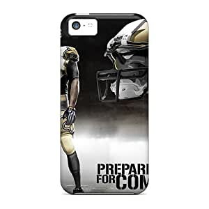 Kristty Fashion Protective New Orleans Saints Case Cover For Iphone 5c