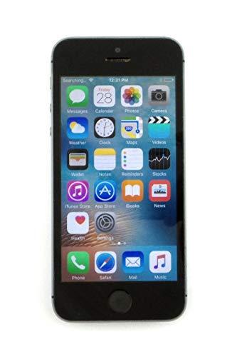 Apple iPhone 5S, GSM Unlocked, 16GB - Space Gray (Refurbished)