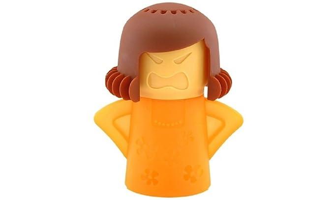 Top SHOP muñeca para limpieza Microondas sin detergente de ...