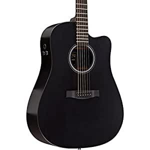 Martin DCPA5 Black Acoustic Electric Guitar