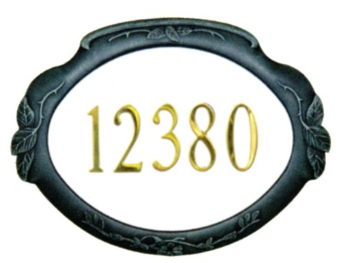 Home Accessories Outdoor Address Plaque - 8
