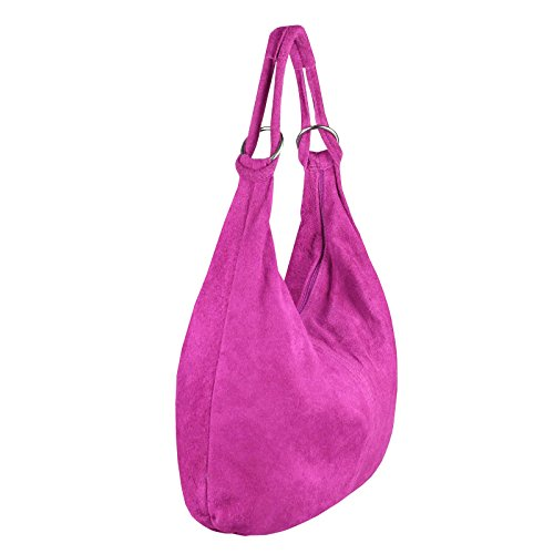 beautiful couture Obc Only Rosa Xl Argento Donna A Borsa Spalla E5Rqw4