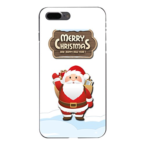 "Disagu Design Case Schutzhülle für Apple iPhone 7 Plus Hülle Cover - Motiv ""X-Mas Santa"""