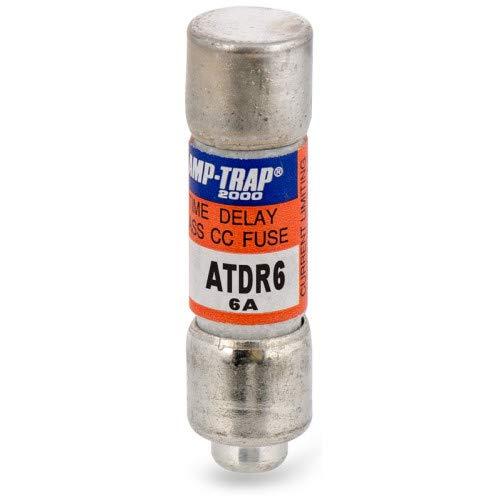(Ferraz Shawmut, Amp Trap ATDR6 Fuses T24324)