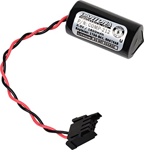 DANTONA INDUSTRIES COMP-212 LITHIUM BATTERY, 3V