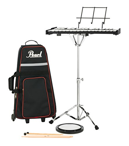 Rolling Drum Kit - Pearl PK910C Educational Bell Kit