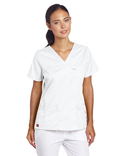 Dickies Scrubs Womens Junior Fit Contrast product image