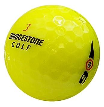 Bridgestone E6 Yellow Mint Recycled Golf Balls 36 Pack