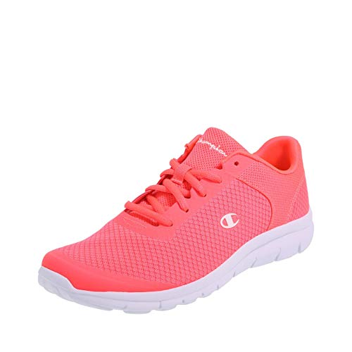 best sneakers b3e51 382b1 Champion Electric Coral Mesh Women s Gusto Performance Cross Trainer 8.5  Regular