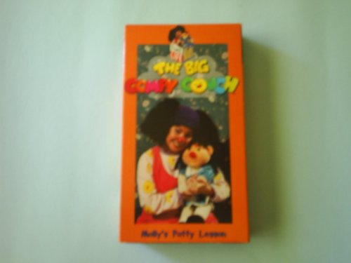 The Big Comfy Couch: Molly's Potty Lesson [VHS]