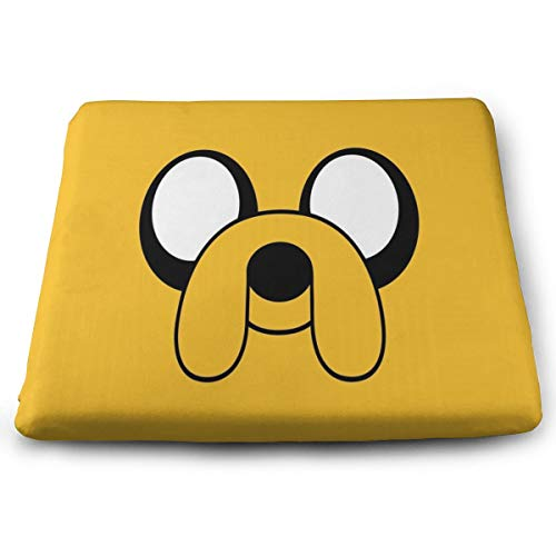 Ladninag Seat Cushion The Big EyesDog Chair Cushion Offices Butt Chair Pads for Cars/Outdoors/Indoor/Kitchens/Wheelchairs