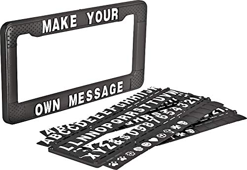 make your own license plate - 5
