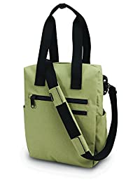 Pacsafe Intasafe Z300 Anti-Theft Tote Bag, Slate Green