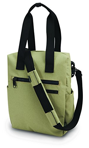 - Pacsafe Intasafe Z300 Anti-Theft Tote Bag, Slate Green