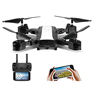 ChawlaAgency® Remote Control WiFi Drone...