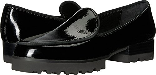 Donald J Pliner Women's Elen Black Patent 6.5 M US
