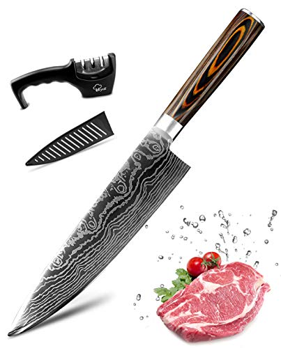 Japanese Chef Knife Review - 8