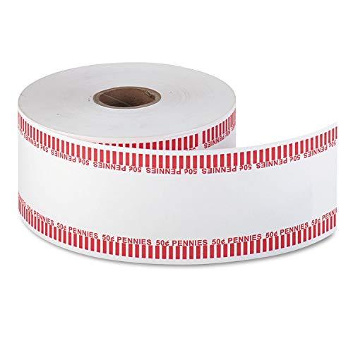 c Coin Rolls, Pennies, $.50, 1900 Wrappers/Roll - 50001 ()