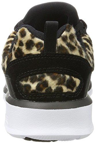 DC Shoes Damen Heathrow SE Sneaker Schwarz (Animal)
