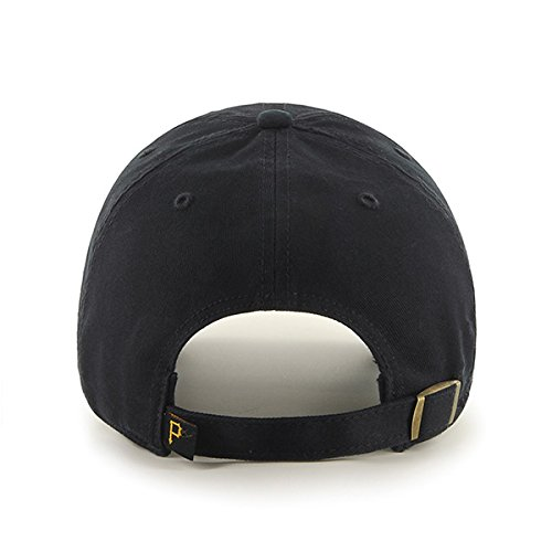 47 Pittsburgh Mlb De nbsp;unisexe Pirates Up Clean Casquette Noir Baseball 0ErE7x