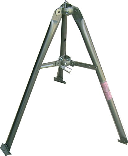 Genuine ROHN TRT36 3' Antenna Tripod Roof Tower - TV HAM FM CB HDTV Roof Mount Roof Mount Tower