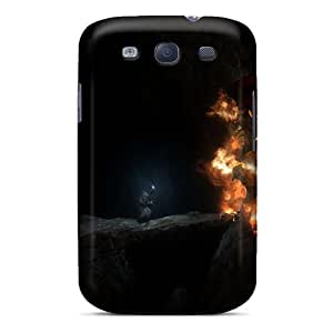Faddish Phone You Shall Not Pass Skyrim Case For Galaxy S3 / Perfect Case Cover