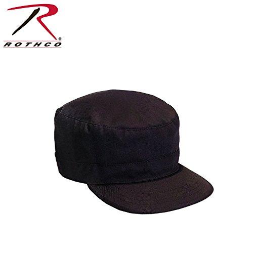 ROTHCO ADJUSTABLE FATIGUE CAP - Black