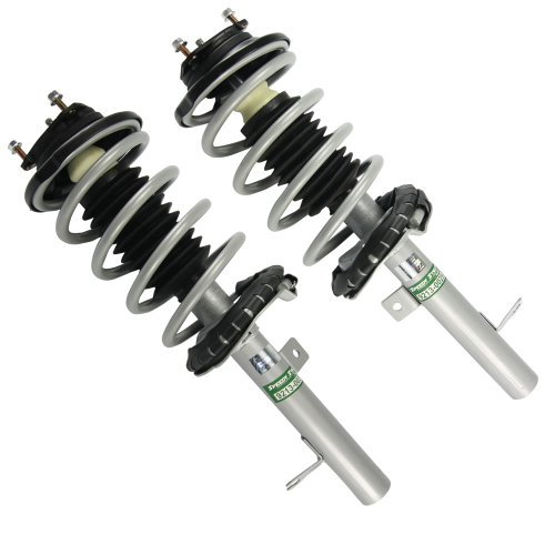 Front Pair Complete Strut Assembly for 2000-2005 Ford Focus
