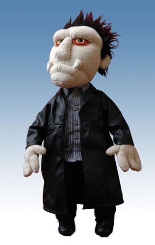 Diamond Comic Distributors Buffy The Vampire Slayer/ Angel: 'Vampire' Angel Puppet 21-Inch Plush
