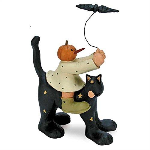 Williraye Studio Halloween (Williraye Cat-A-Strophic Fun Pumkin Head Ghost)