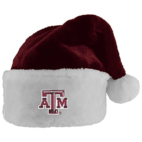 (Texas A&M University Santa Hat)