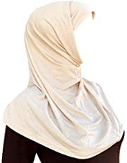 Hayaa Clothing 2 Piece Amira Hijab Underscarf Light Weight Viscose