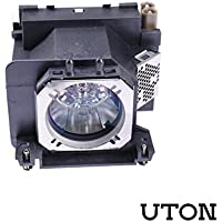 ET-LAV400 Replacement Projector Lamp with Housing for Panasonic Projectors(Uton)